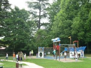 Le parc des cèdres