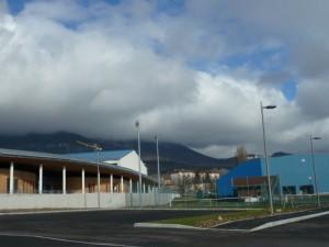 le nouveau complexe sportif du Turet